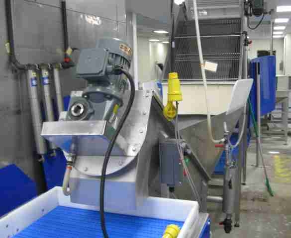 Atlantic Systems Manufacturing Ltd : Custom Food Processing